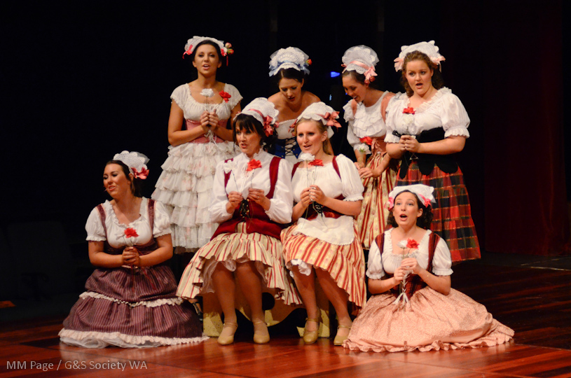 The Gondoliers, 2011