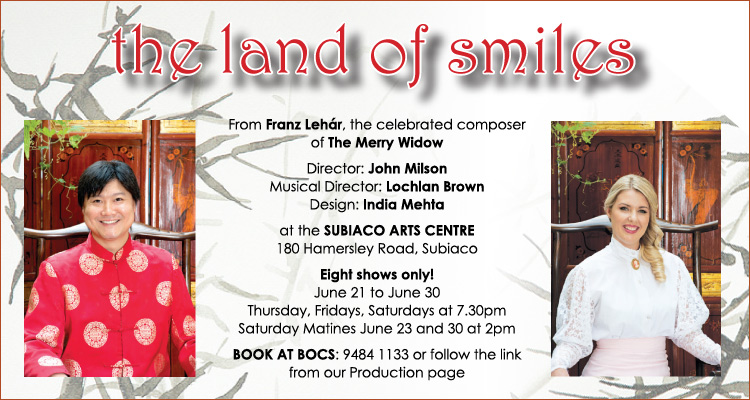 The Land of Smiles